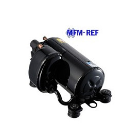 HGA2446Z Tecumseh compressor rotativo horizontal LBP: 230V-1-50Hz