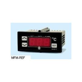 ALFANET 72 VDH termostato eletrônico 12V -50°C / +50°C