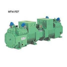 22DES-6Y Bitzer tandem compresseur Octagon  220V-240V Δ / 380V-420V Y-3-50Hz