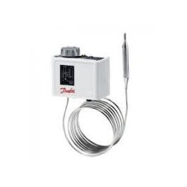 KP63 Danfoss termóstato vapor -50°C/-10°C. 060L110766