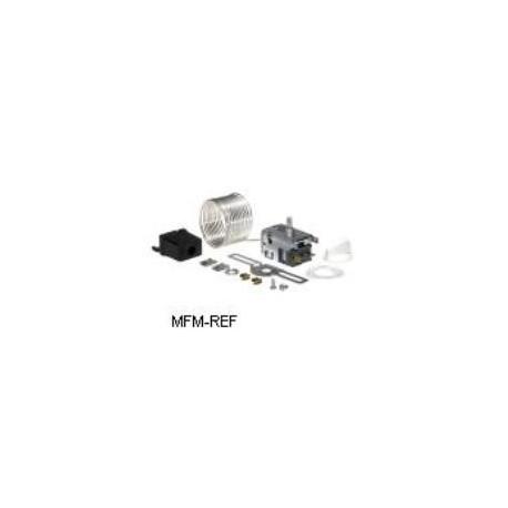 077B7006 Danfoss freezers termostato serviço sinal ativo
