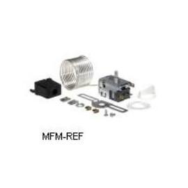 077B7007 Danfoss service thermostaat voor vriezers met passief signaal