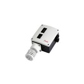 RT16L Danfoss Termostato differenziale con zona neutra regolabile   Danfoss nr. 017L002466