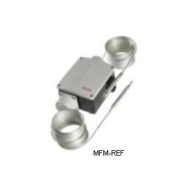 RT270 Danfoss termostato diferencial com enchimento de absorçã -25°C / +15°C. 017D003166
