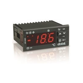 XR140C Dixell  Electronic temperature controller, 12V  8A