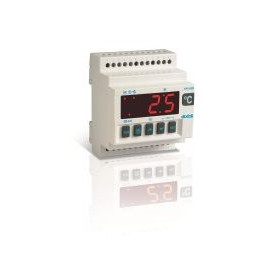 XR120D Dixell 230V 8A Electronic temperature controller incl. RS485