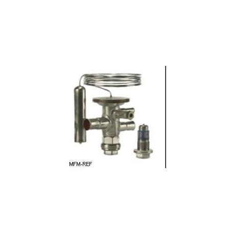 TCAE Danfoss R410A 1/2x5/8 válvula de expansão termostática 068U4337