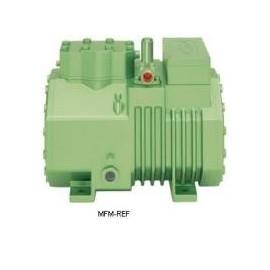 4PSL-25K Bitzer CO2 compressor para refrigeração max 53 bar  400V-3-50Hz (Part-winding 40P).