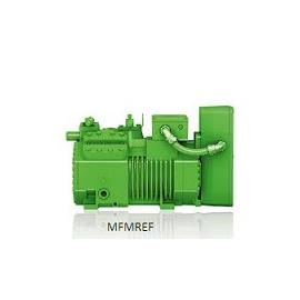 4HTC-20K Bitzer CO2 compressor voor koelen max 160 bar  400V-3-50Hz (Part-winding 40P).