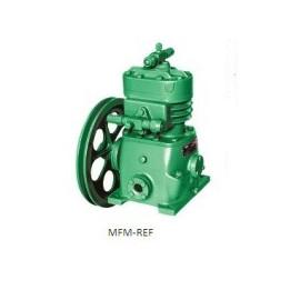 V Y W Bitzer open compressor for R134a. R404A. R507