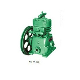 VII Y W Bitzer abrir compresor para R134a. R404A. R507