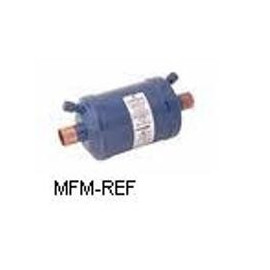 ASF 45 S7 Alco filtro aspirazione modello chiuso con 2 collegamenti di manometro, filtro aspirazione 7/8