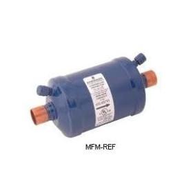 ASD 28 S3 Alco filtro aspirazione, con 2 connettori manometro (per la pulizia del sistema dopo il Burn-out) 3/8