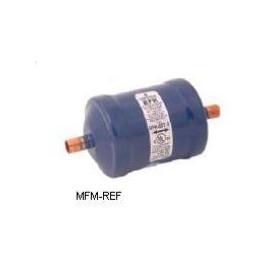 """BFK-164 Alco filterdroger  (- / 1/2"""") aansluiting SAE-Flare, voor 2 stroomrichtingen"""