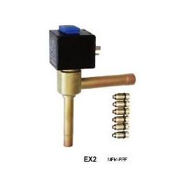 EX2-I00 Alco Vanne de détente à impulsions d'ouverture
