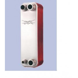 AC30-24H Alfa Laval gesoldeerde platenwisselaar voor koeler toepassing