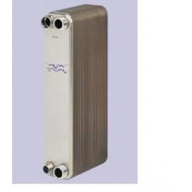 AC70-40M Alfa Laval gesoldeerde platenwisselaar voor koeler toepassing