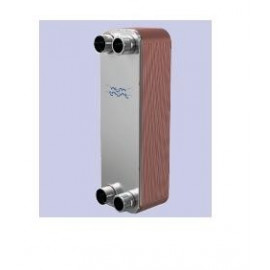 CB112-34AM Alfa Laval welded plate heat exchanger for condenser application