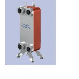 CB200-124H Alfa Laval gesoldeerde platenwisselaar voor condensor  toepassing