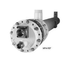 DXS 420R Alva Laval Flüssigkeit Kühler, kompakt-modell, Shell & Tube Dryplus-3