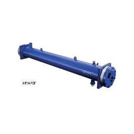 McDEW-105 Alfa Laval condensador refrigerado a água do mar 130 kW