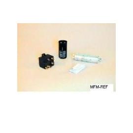 RGA5492C Kit startset Tecumseh R407C 0639216