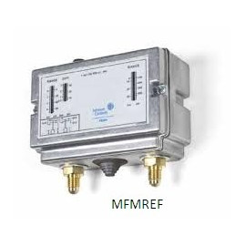P78MCB-9300 Johnson Controls combined low-high pressure switches