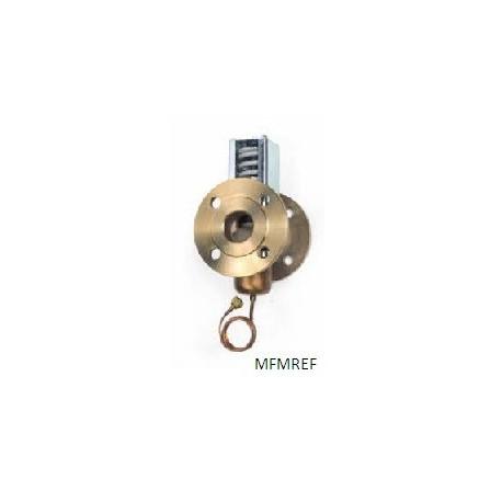 """V46 BS-9300 Johnson Controls vanne de régulation de l'eau avec robinet d'arrêt L'eau de mer  2"""""""