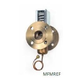 """V46 BS-9301 Johnson Controls vanne de régulation de l'eau avec robinet d'arrêt et d'eau salée, 2"""""""