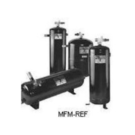 RV-400 OCS reservatório de fluido vertical Ø 133 x 370 mm