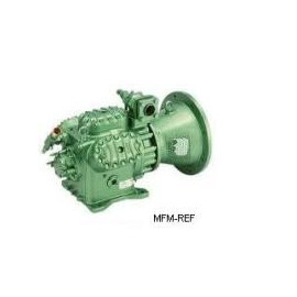 6F.2Y Bitzer open koelcompressor voor R134a. R404A. R507