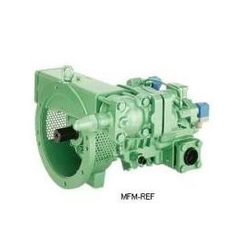 OSK8591-K Bitzer open screw compressor for R404A. R507. R407F. R134a