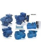 Frascold semi hermetische compressors