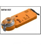 Belimo C serie servomotoren en kleppen en toebehoren.