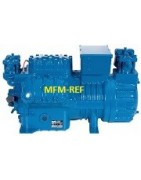 Compressors for deepfroze refrigeration air-conditioning and heat pump