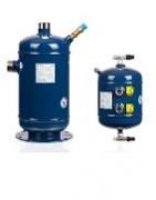 Lijn componenten voor koel en vries installaties. Filters, afscheiders