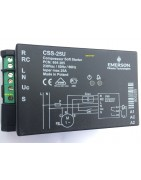 Emerson  CSS-25U CSS-32U eletrônico softstarter para compressores mono
