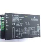 Emerson Alco soft starters CSS-25U and CSS-32U for heatpump compressor