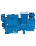 Koel en vries compressoren voor industriële en commerciële installatie