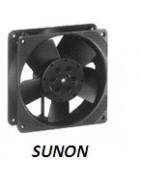 Sunon compact ventilatoren kogellager of glijlager
